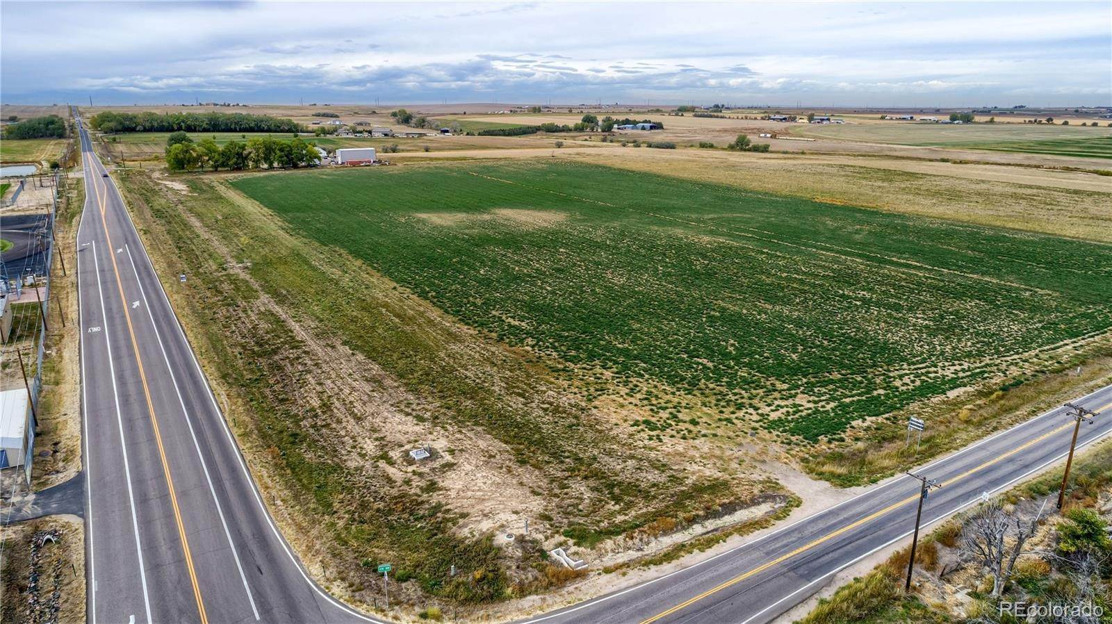 Land for Sale at 28835 Highway 52 Keenesburg, Colorado 80643 United States
