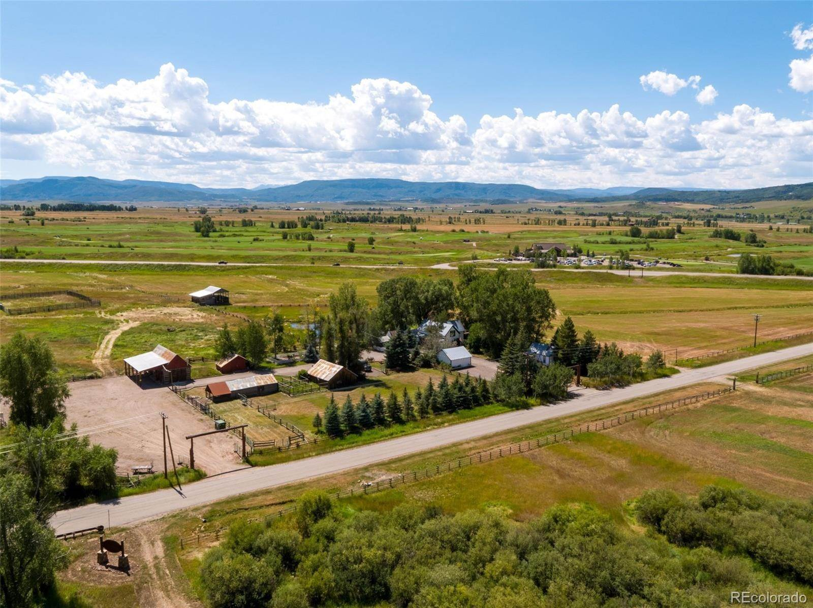 Farm for Sale at 32787 County Road 24 Steamboat Springs, Colorado 80487 United States