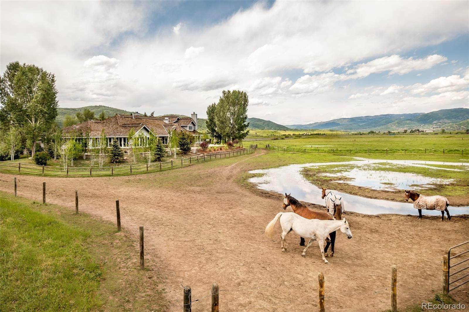 Single Family Homes for Sale at 32750 County Road 14 Steamboat Springs, Colorado 80487 United States