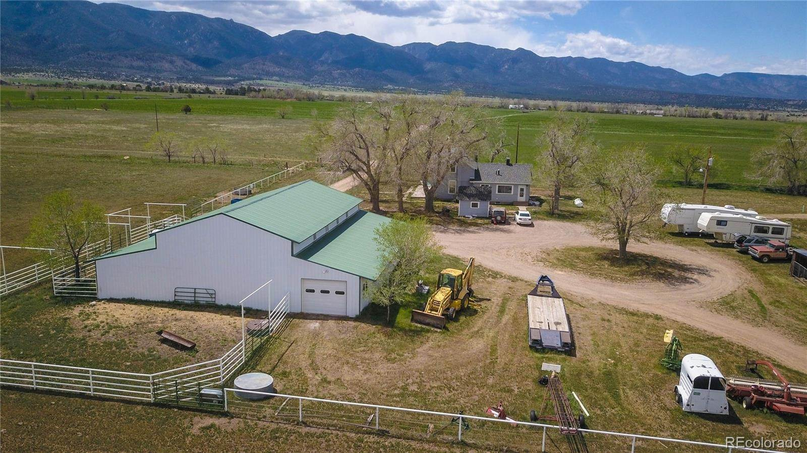 Farm for Sale at 686 County Rd 297 Wetmore, Colorado 81253 United States