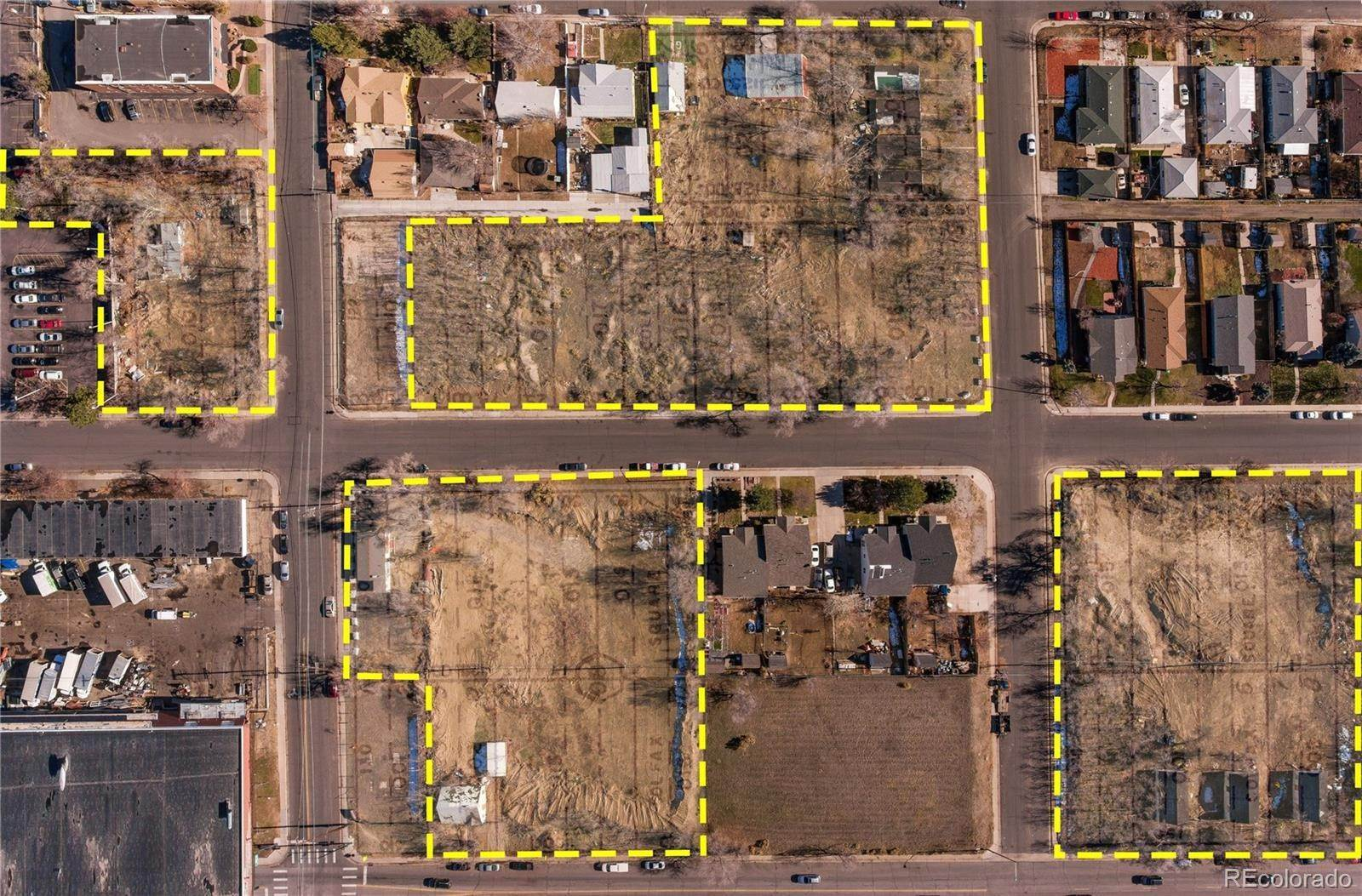 Land for Sale at Akron & Alton Street Aurora, Colorado 80010 United States
