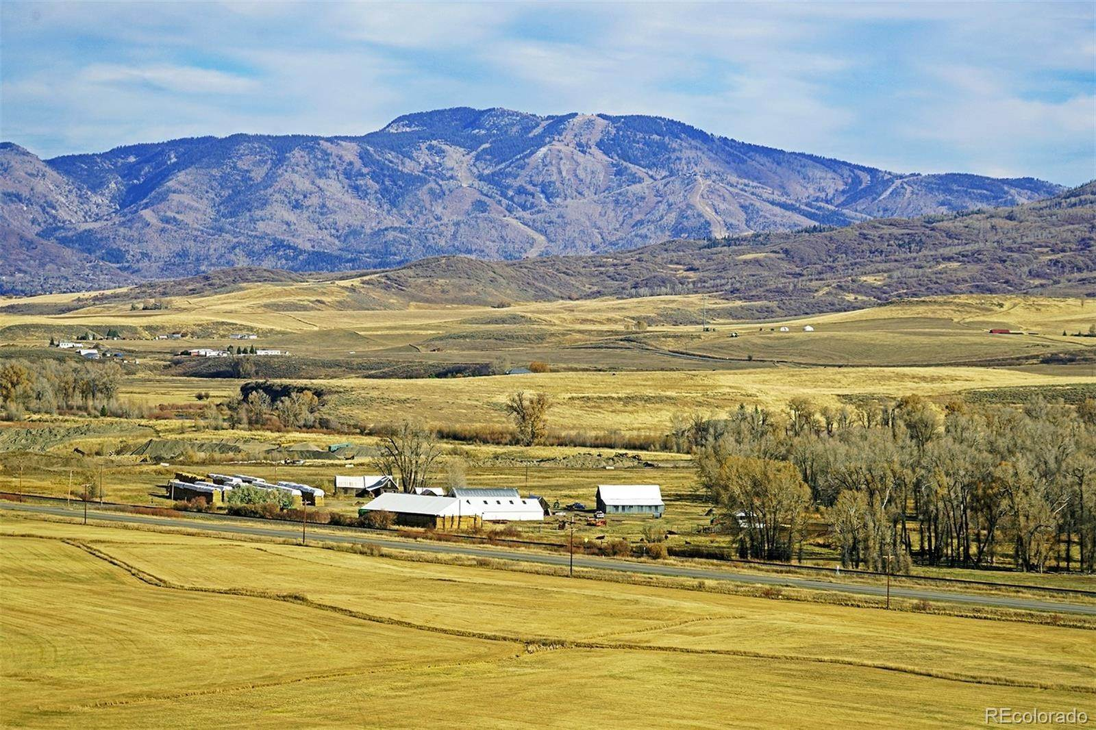 5. Farm for Sale at 25740 26185 US Highway 40 Steamboat Springs, Colorado 80487 United States