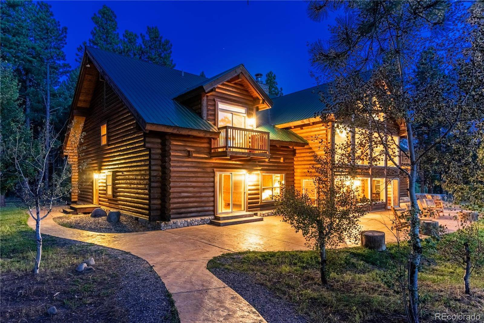 Single Family Homes for Sale at 8380 E US Hwy 160 Highway Pagosa Springs, Colorado 81147 United States