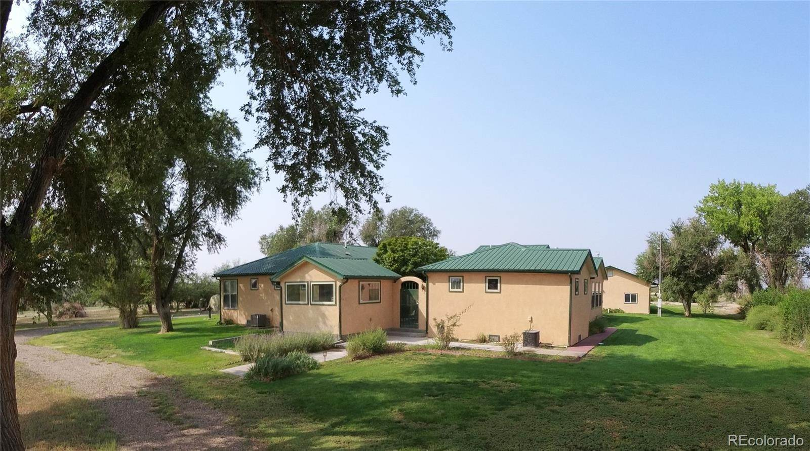 Single Family Homes por un Venta en 12462 Highway 50 Las Animas, Colorado 81054 Estados Unidos