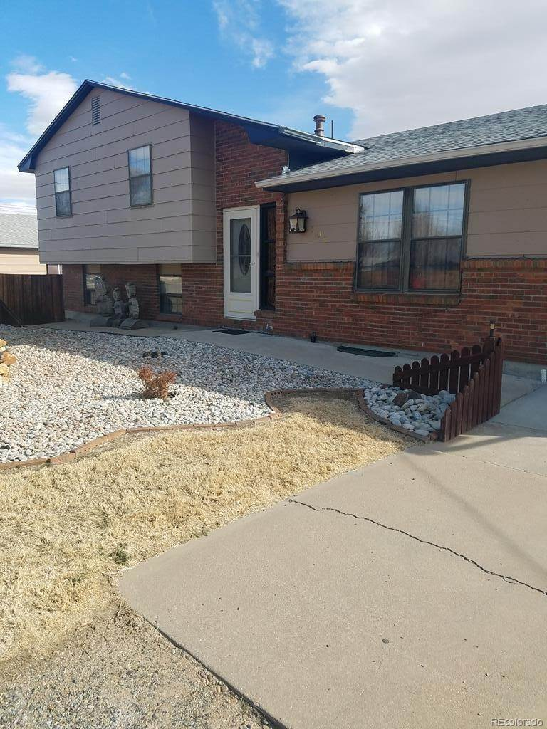 Single Family Homes por un Venta en 209 E 6th Street Las Animas, Colorado 81054 Estados Unidos