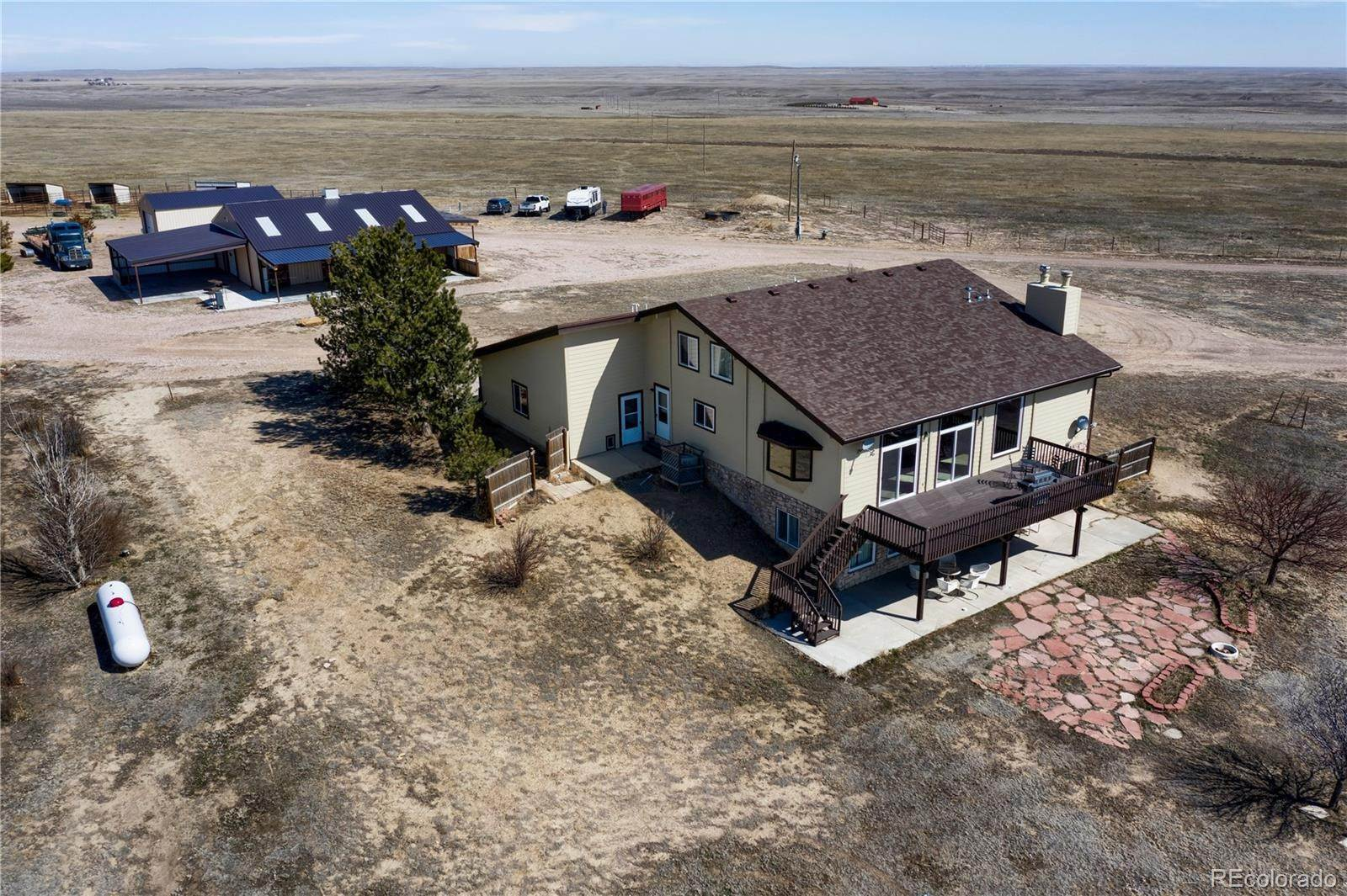 Farm for Sale at 45001 County Road 57 Ault, Colorado 80610 United States