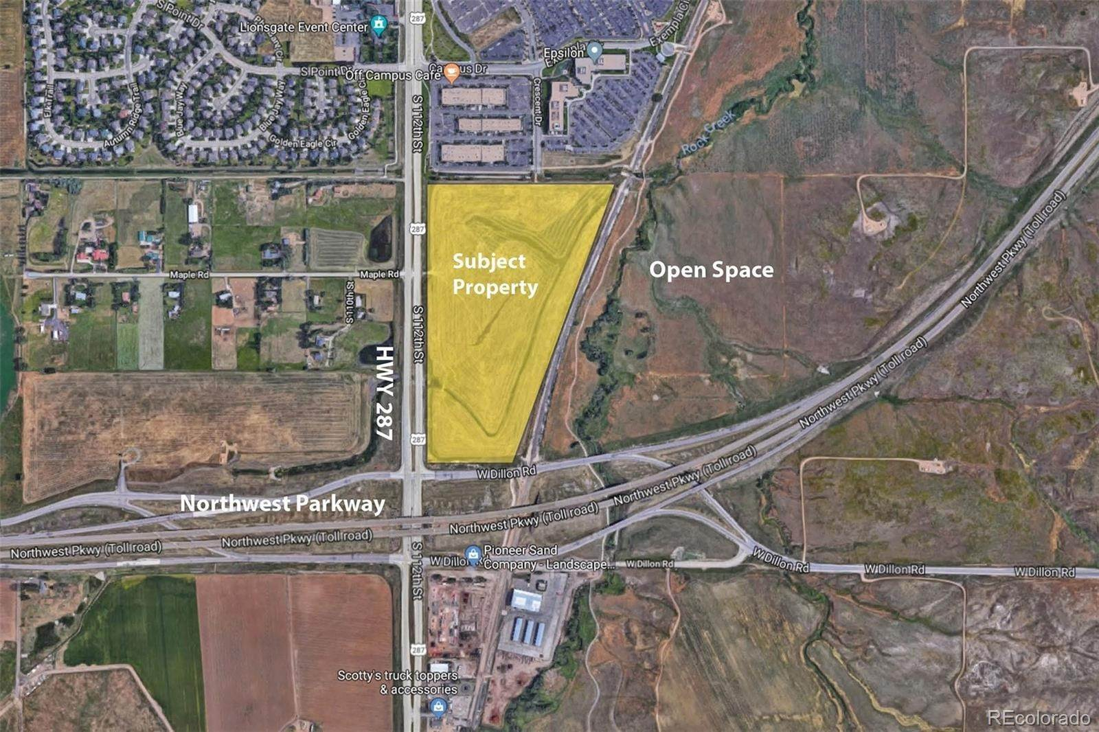 Commercial for Sale at 287 Dillon Road Lafayette, Colorado 80026 United States