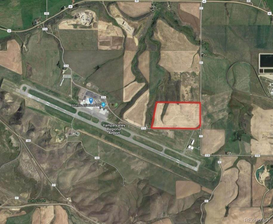 Land for Sale at County Road 51 / 72 Acres Hayden, Colorado 81639 United States