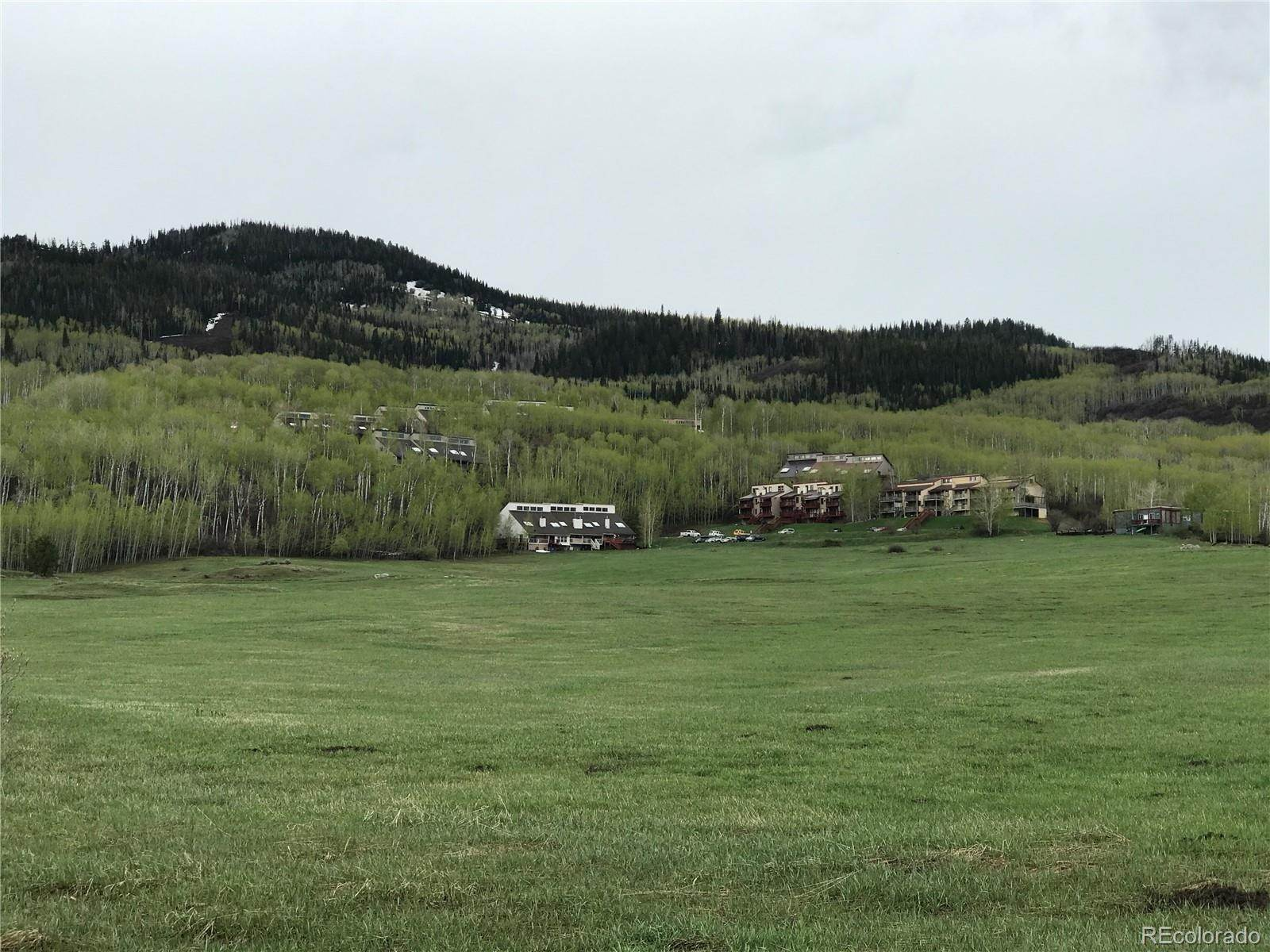 townhouses at Oak Creek, Colorado United States