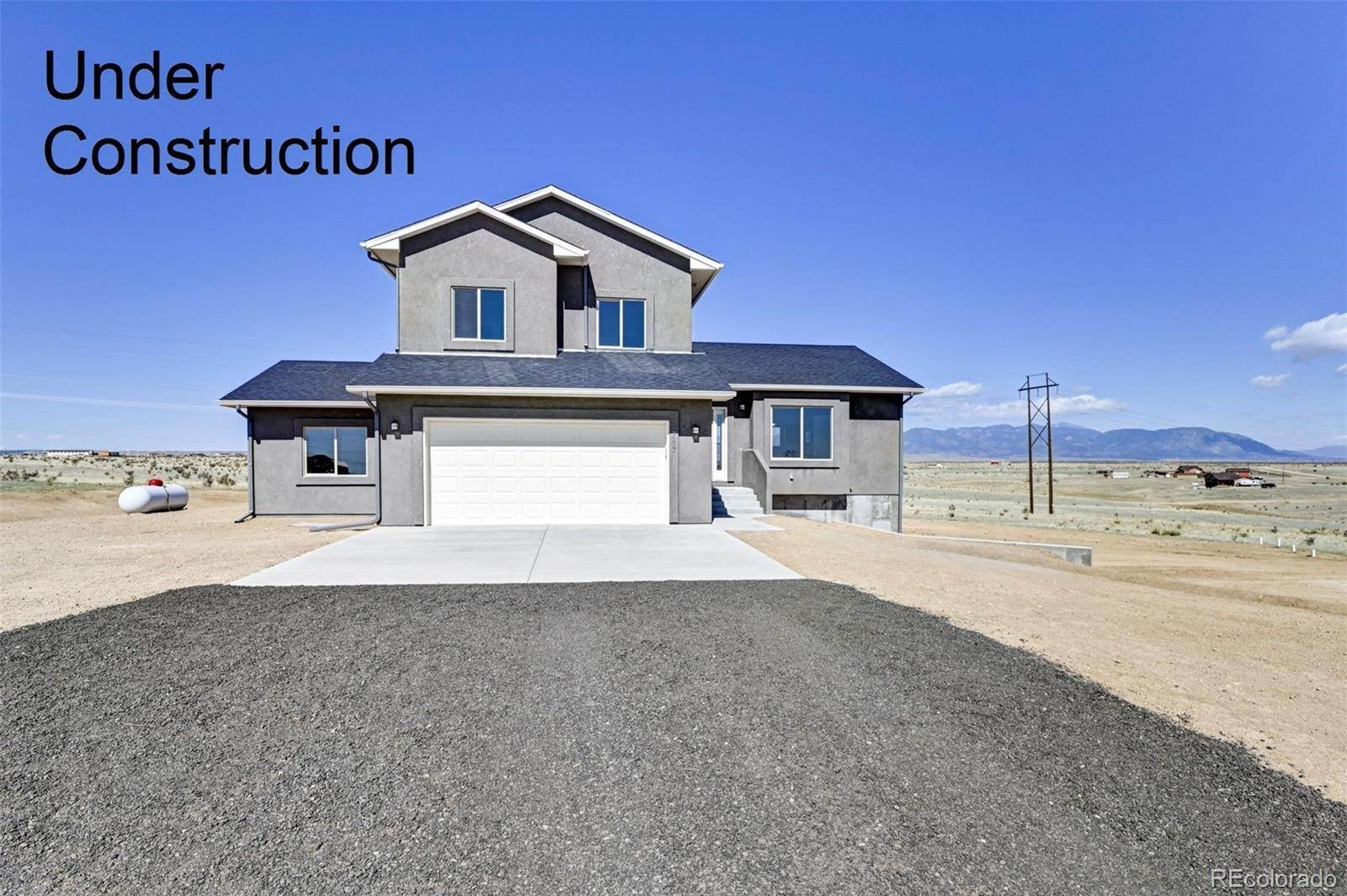 Single Family Homes por un Venta en 7365 Moab Court Fountain, Colorado 80817 Estados Unidos