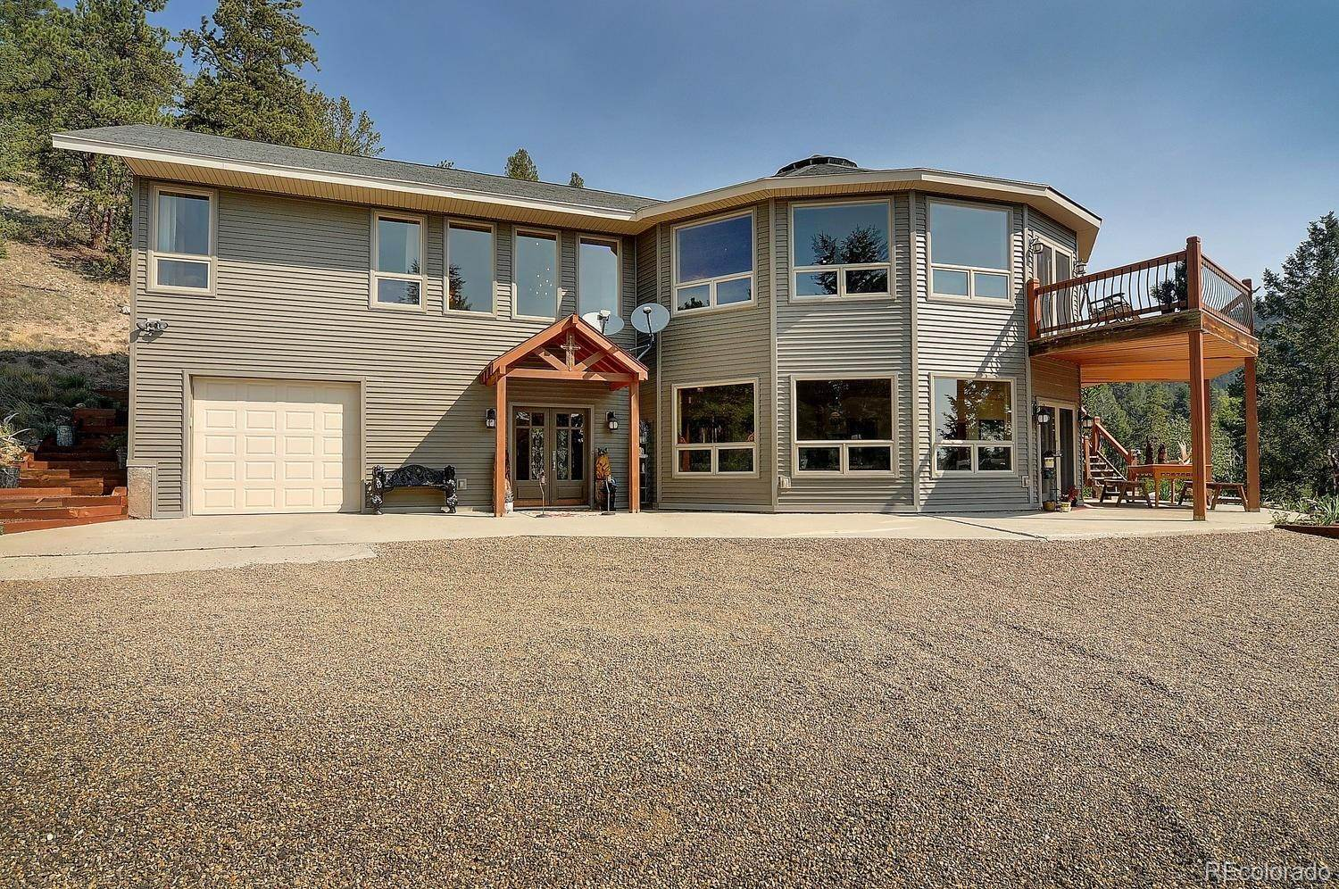 Single Family Homes for Sale at 45625 County Road PP46 45625 County Road PP46 Villa Grove, Colorado 81155 United States