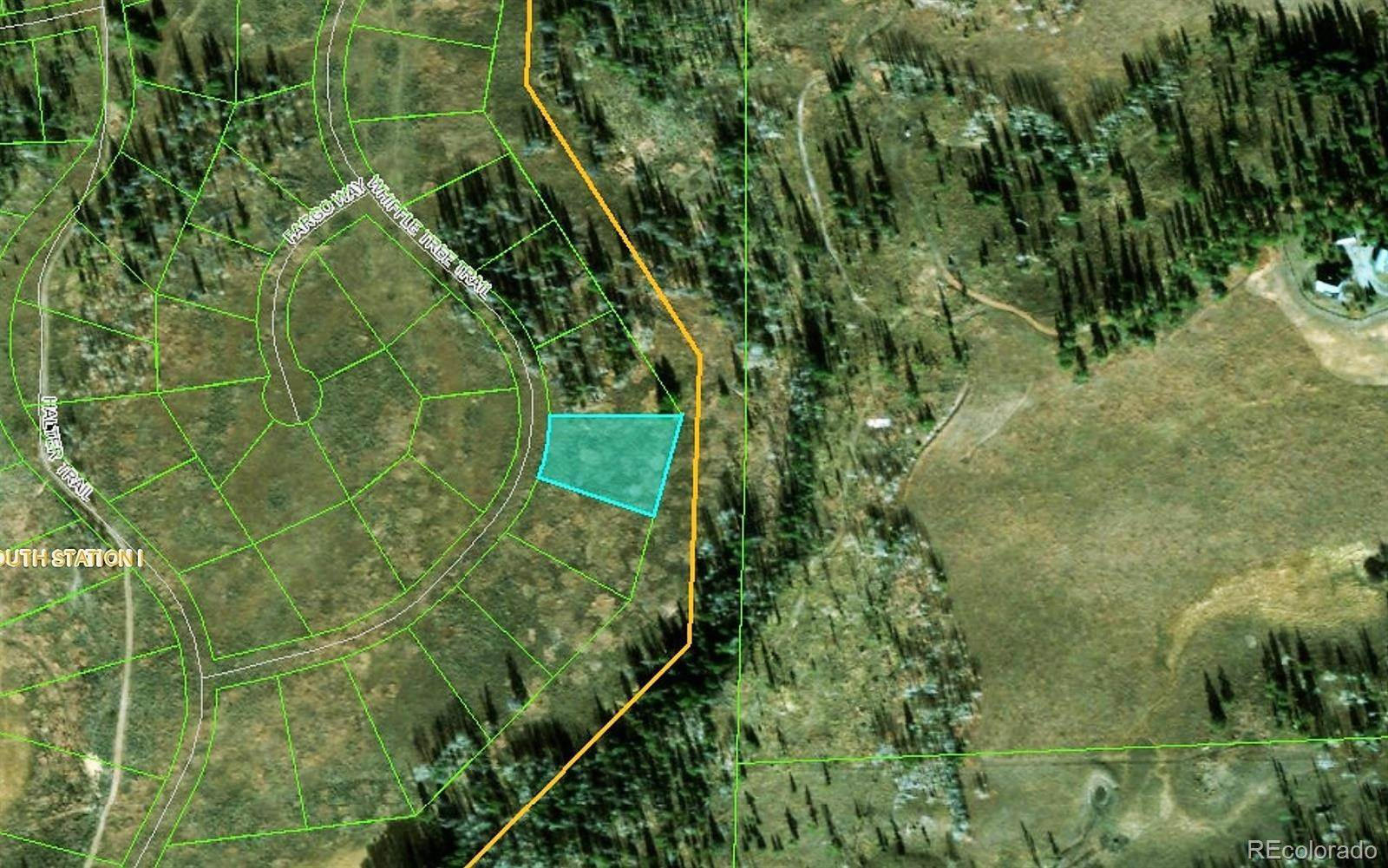 Land for Sale at Whiffle Tree Trail Oak Creek, Colorado 80467 United States