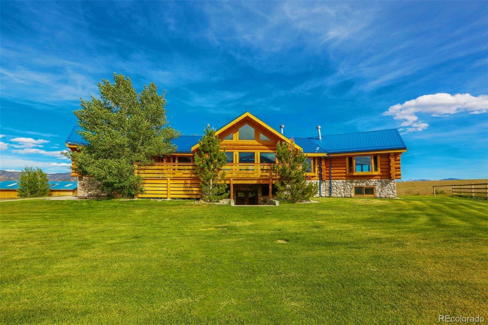 Single Family Homes for Sale at 13877 W County Road 270 Nathrop, Colorado 81236 United States