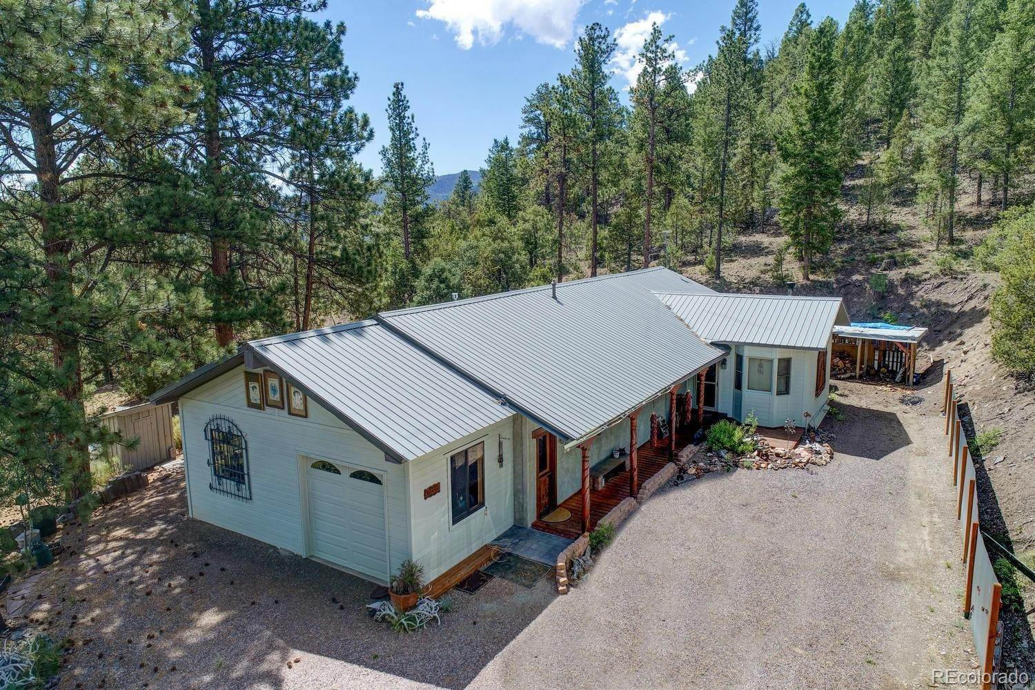Single Family Homes pour l Vente à 49682 County Road Ll56 Villa Grove, Colorado 81155 États-Unis