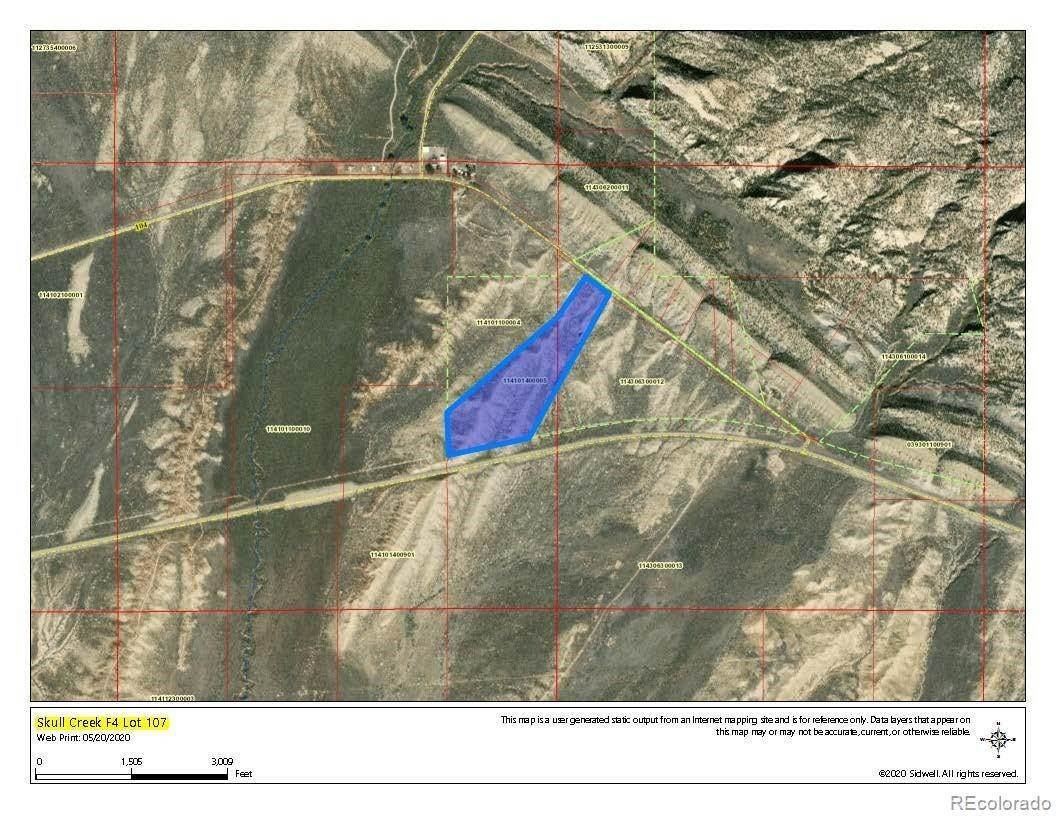 Land for Sale at 107 MCR 104 Dinosaur, Colorado 81610 United States