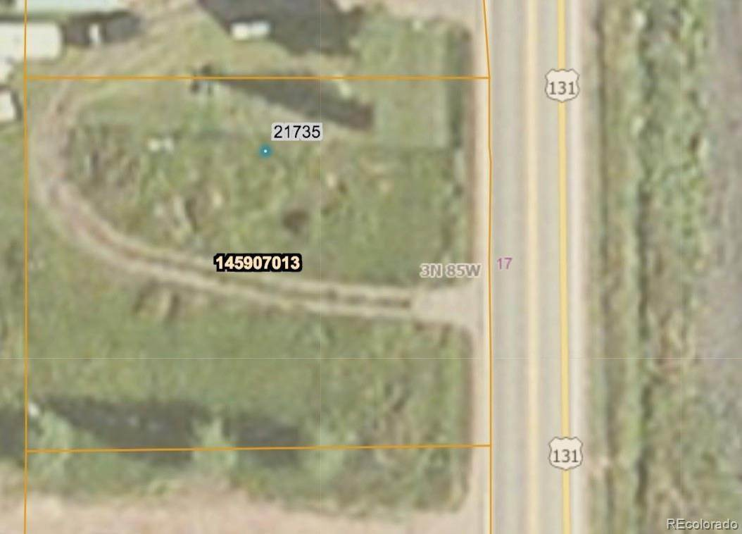Land for Sale at 21735 State Highway 131 Phippsburg, Colorado 80469 United States