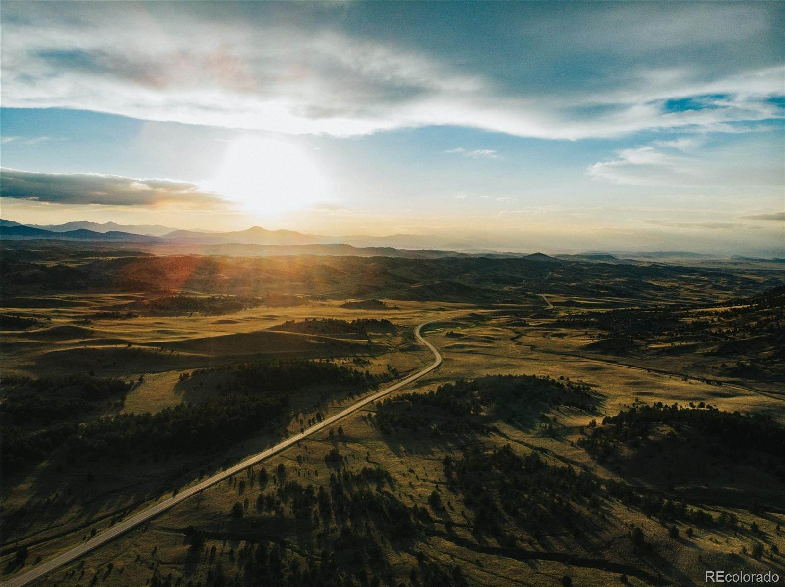 Land for Sale at West HWY 9 Guffey, Colorado 80820 United States