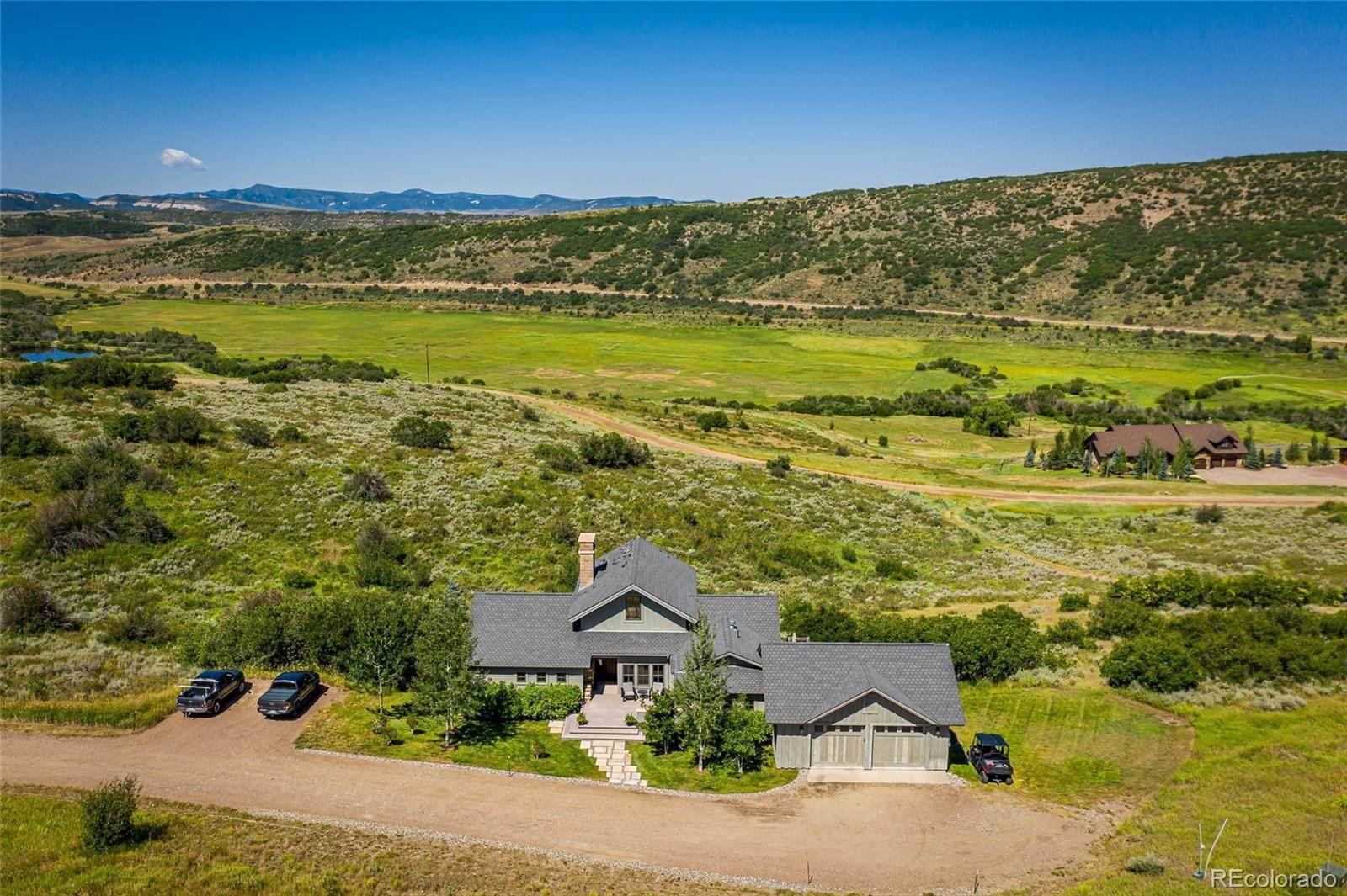 Single Family Homes at Oak Creek, Colorado United States