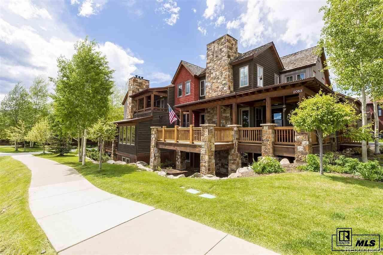 townhouses for Sale at 2053 Indian Summer Drive Steamboat Springs, Colorado 80487 United States