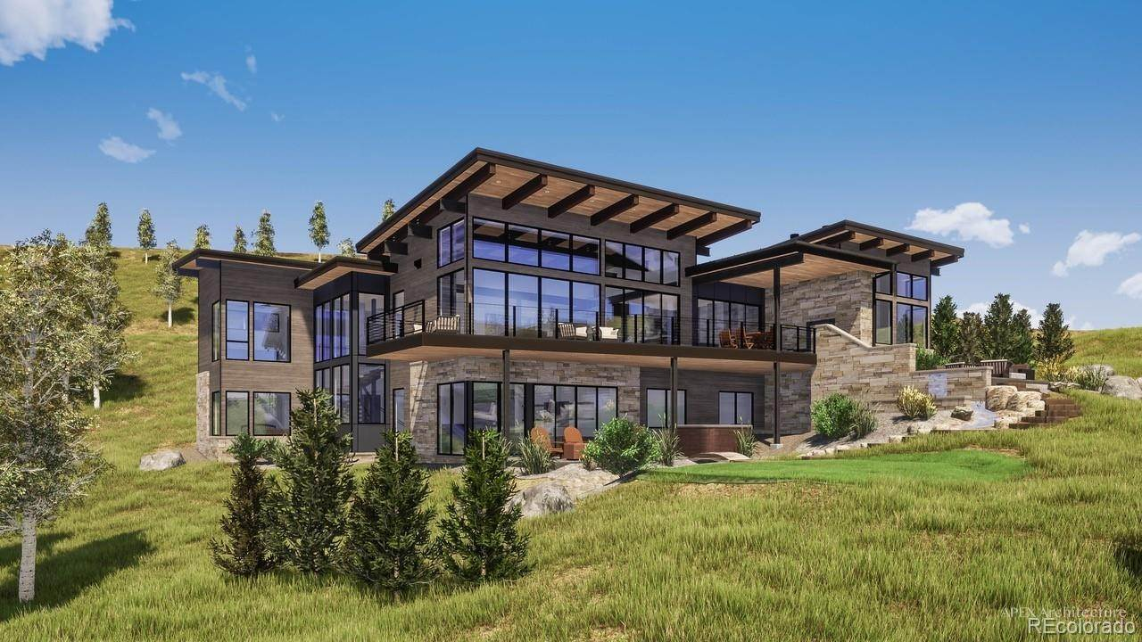 Single Family Homes for Sale at 2667 Heavenly View Steamboat Springs, Colorado 80487 United States