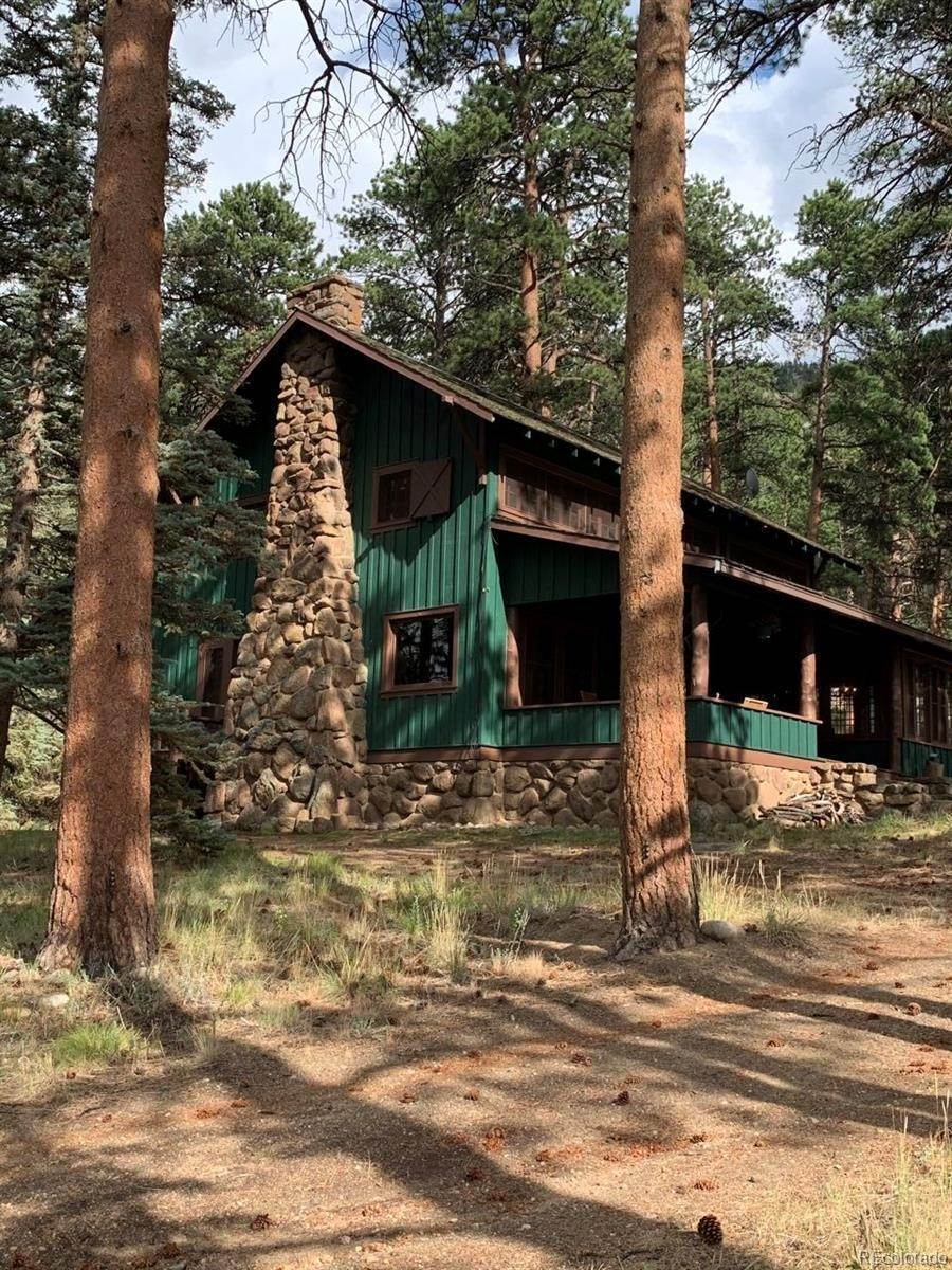 Single Family Homes por un Venta en 440 Riverside Drive Estes Park, Colorado 80517 Estados Unidos