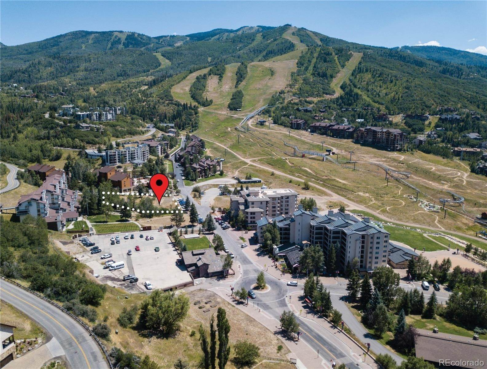Land for Sale at Ski Time Square Drive Steamboat Springs, Colorado 80487 United States