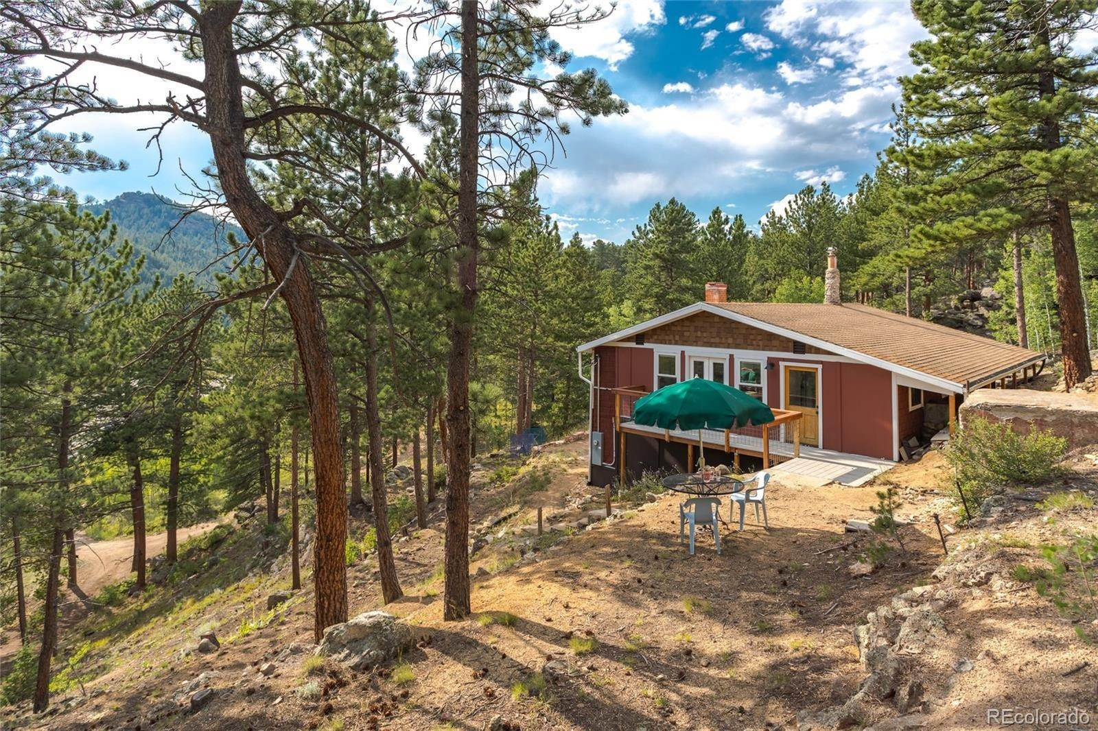 Single Family Homes for Sale at 3497 Coal Creek Canyon Dr #18 3497 Coal Creek Canyon Dr #18 Pinecliffe, Colorado 80471 United States