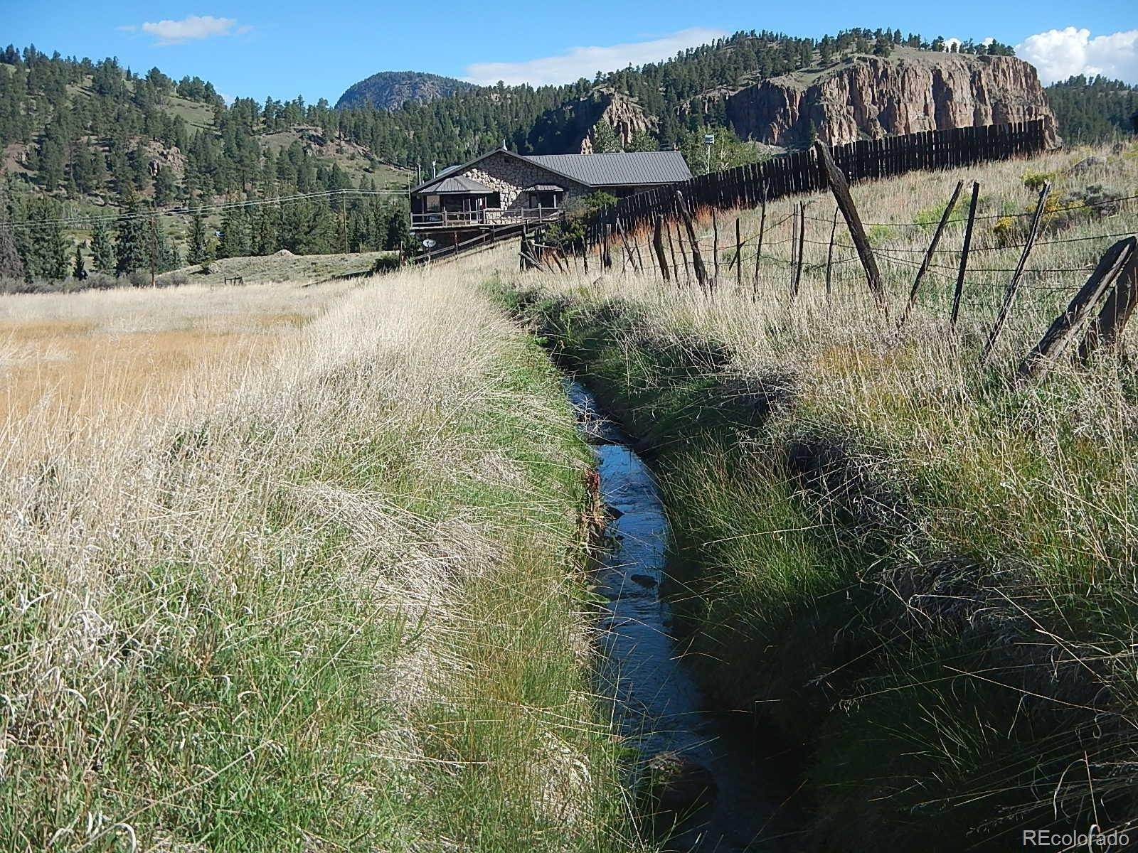 Single Family Homes for Sale at 1985 County Rd 20 South Fork, Colorado 81154 United States