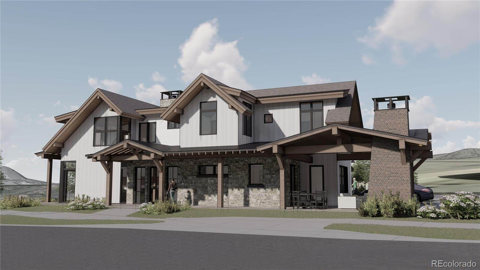 Single Family Homes for Sale at 1851 Sunlight Drive Steamboat Springs, Colorado 80487 United States