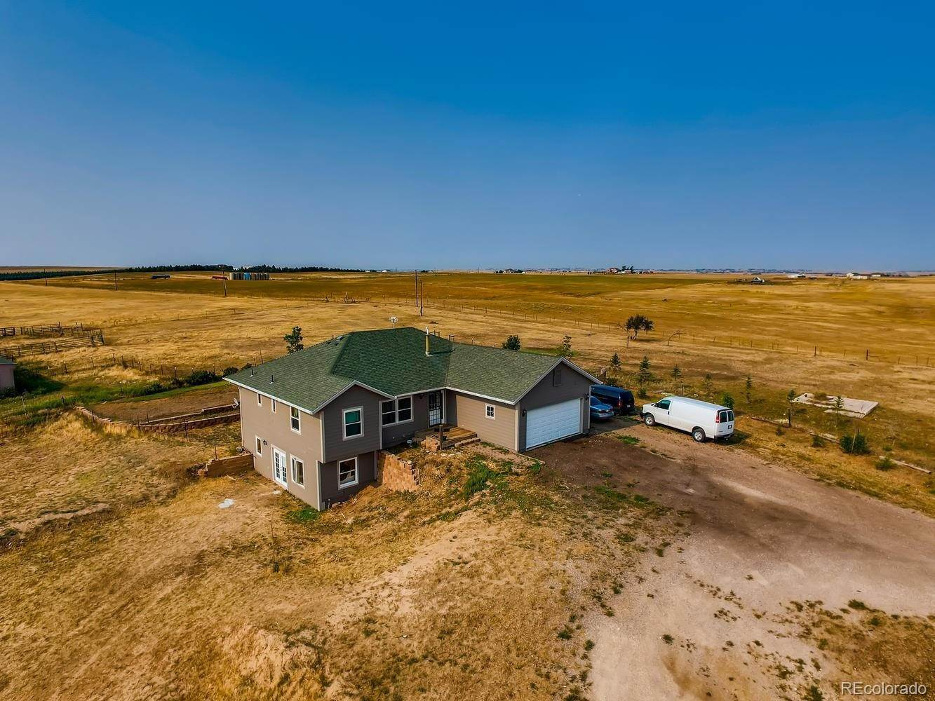 Single Family Homes for Sale at 5024 County Road 194 Elizabeth, Colorado 80107 United States