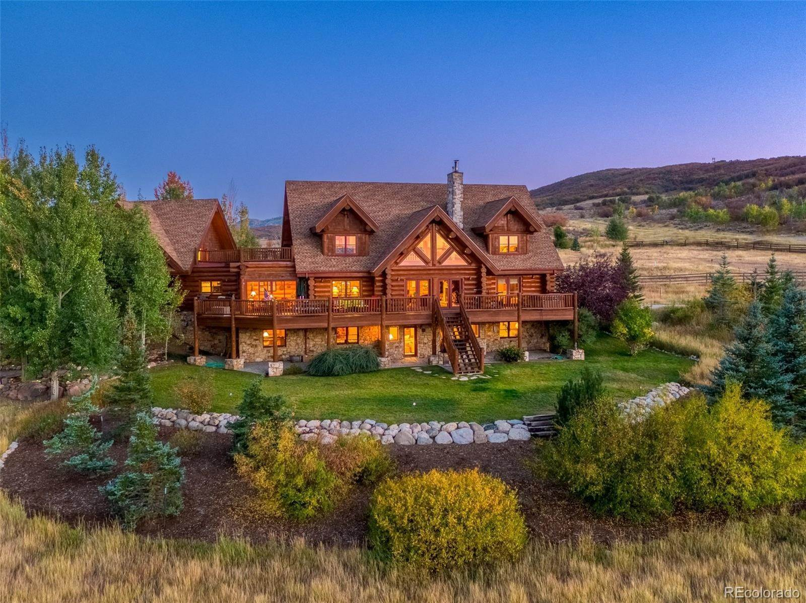 Single Family Homes for Sale at 32255 Mack Lane Oak Creek, Colorado 80467 United States