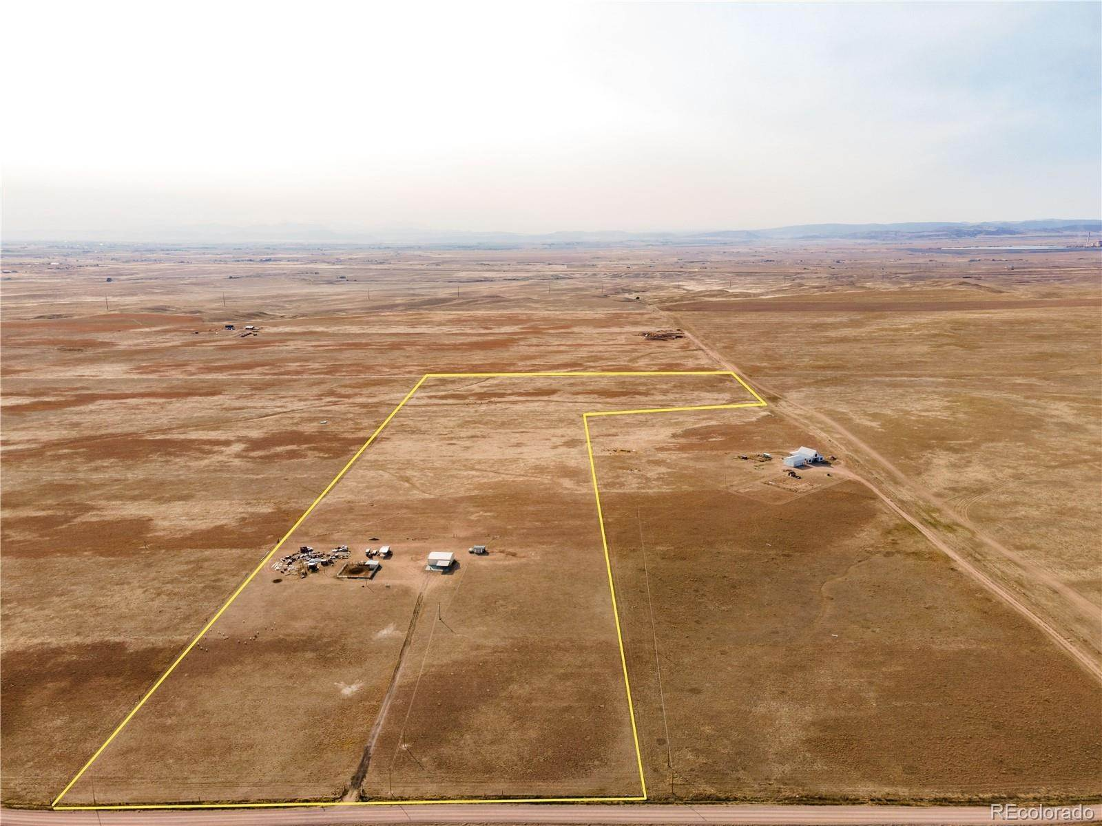 Land for Sale at 55809 County Road 15 Carr, Colorado 80612 United States