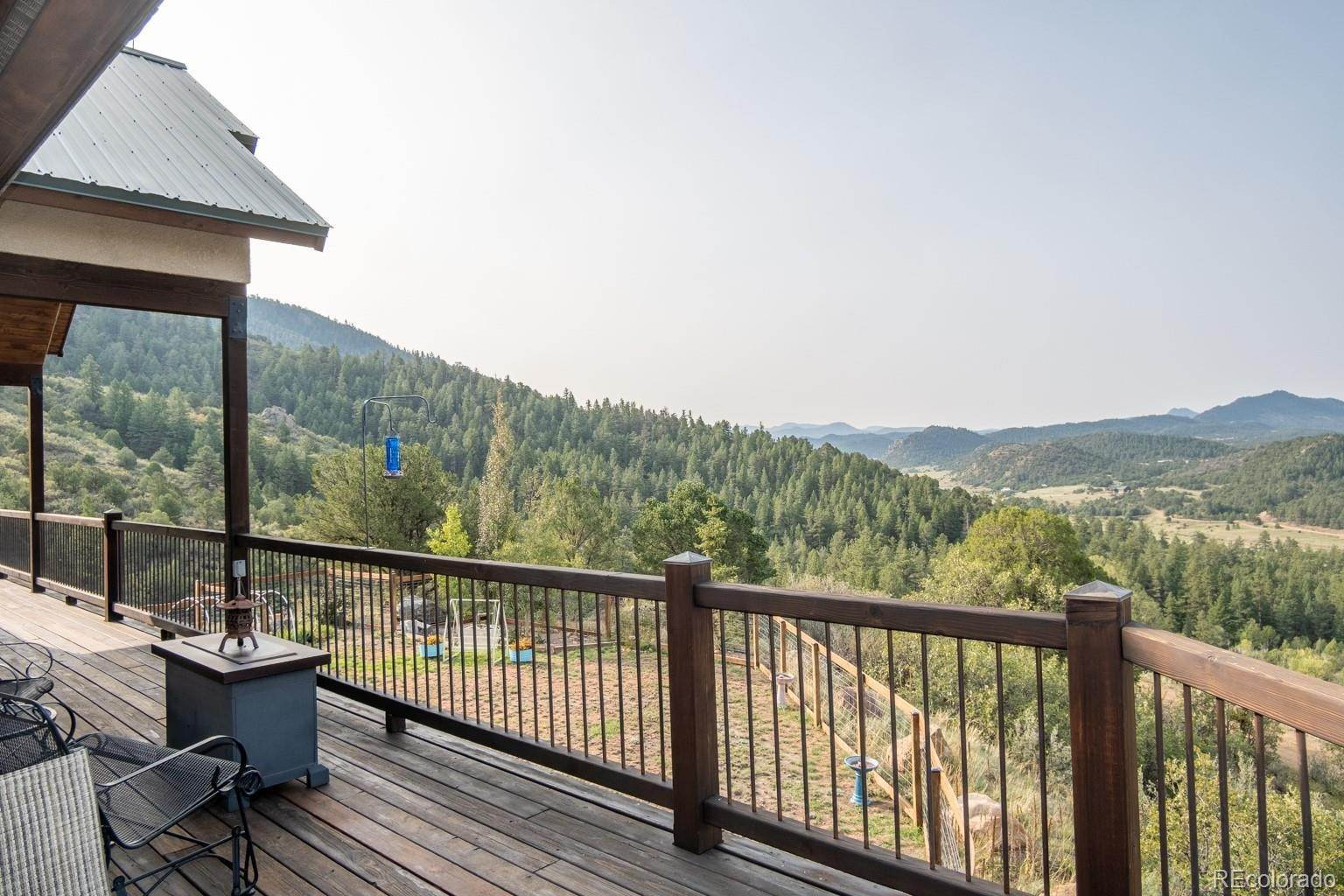 Single Family Homes for Sale at 125 Highline Trail Canon City, Colorado 81212 United States
