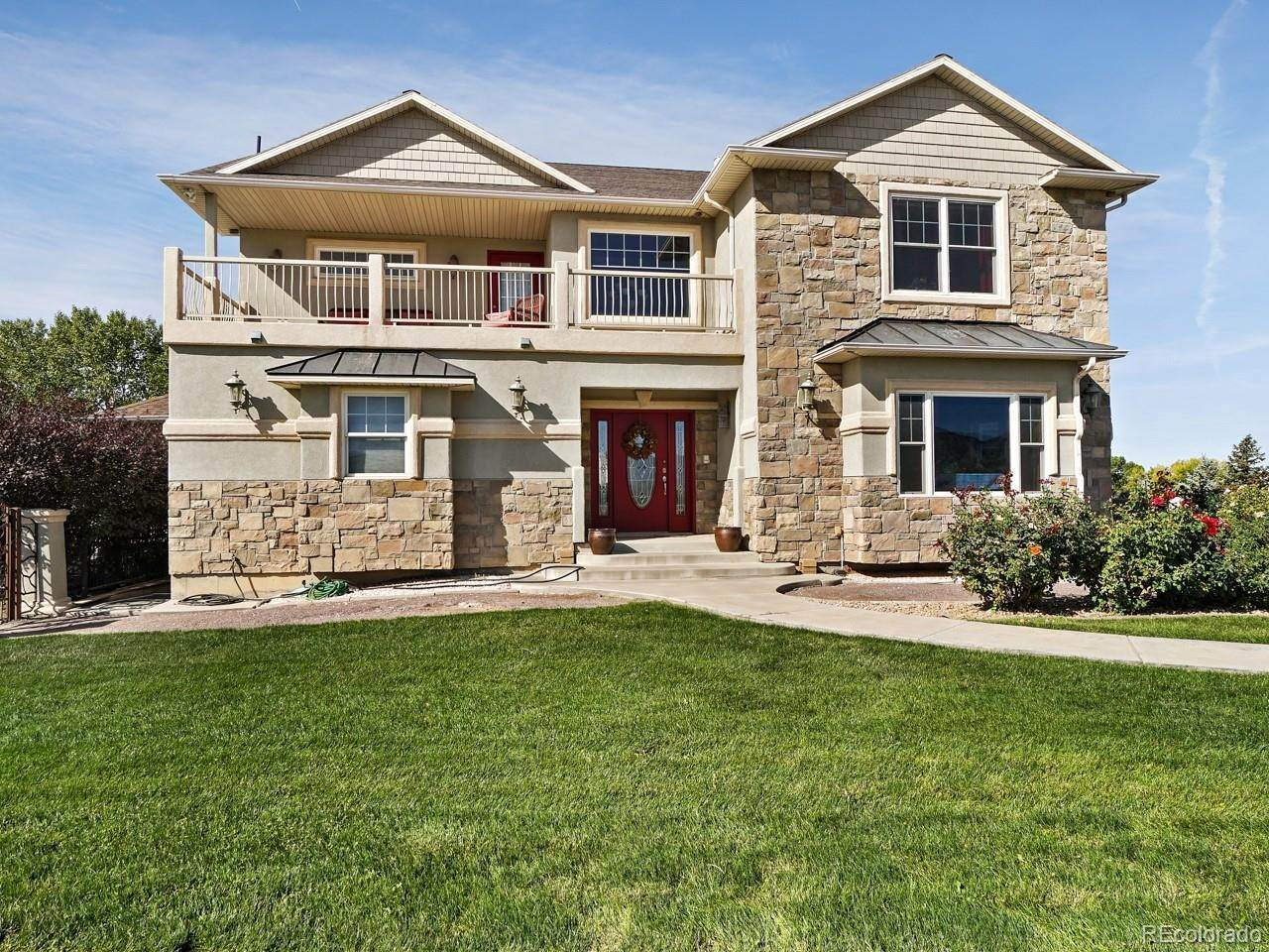 Single Family Homes pour l Vente à 2571 I 1/2 Road Grand Junction, Colorado 81505 États-Unis
