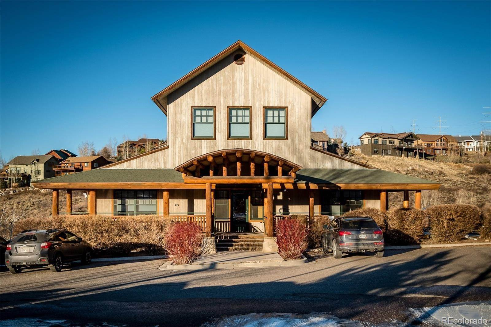 Single Family Homes à 1205 Hilltop Parkway Steamboat Springs, Colorado 80487 États-Unis