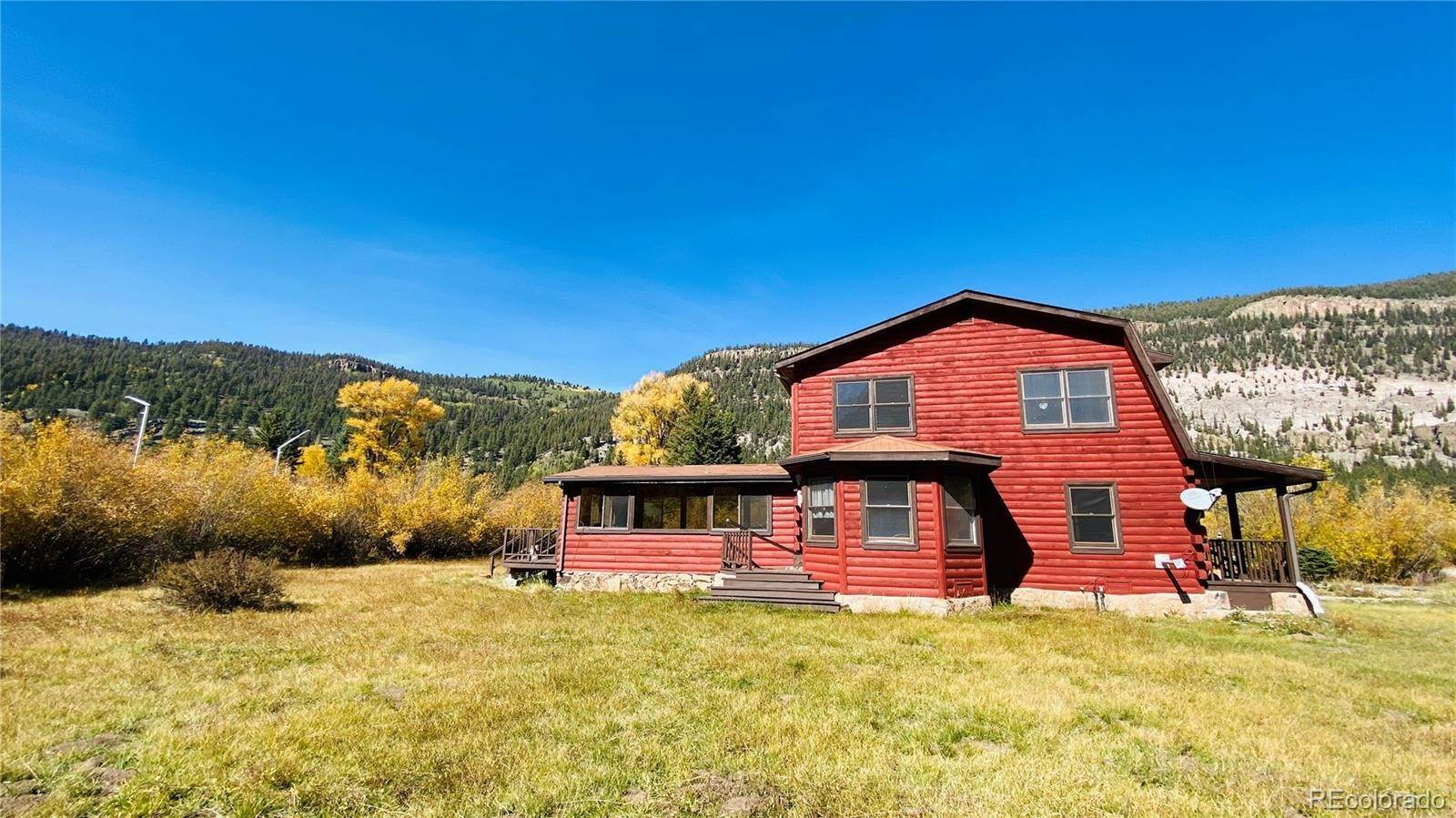 Single Family Homes for Sale at 19 Pine Court Antonito, Colorado 81120 United States