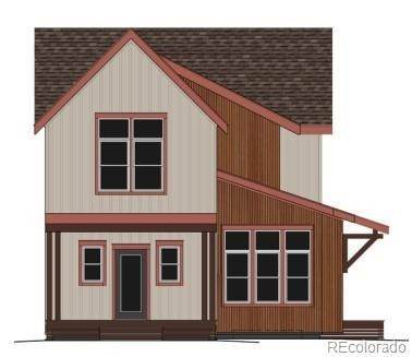 Single Family Homes pour l Vente à 1404 Matchstick Green Leadville, Colorado 80461 États-Unis