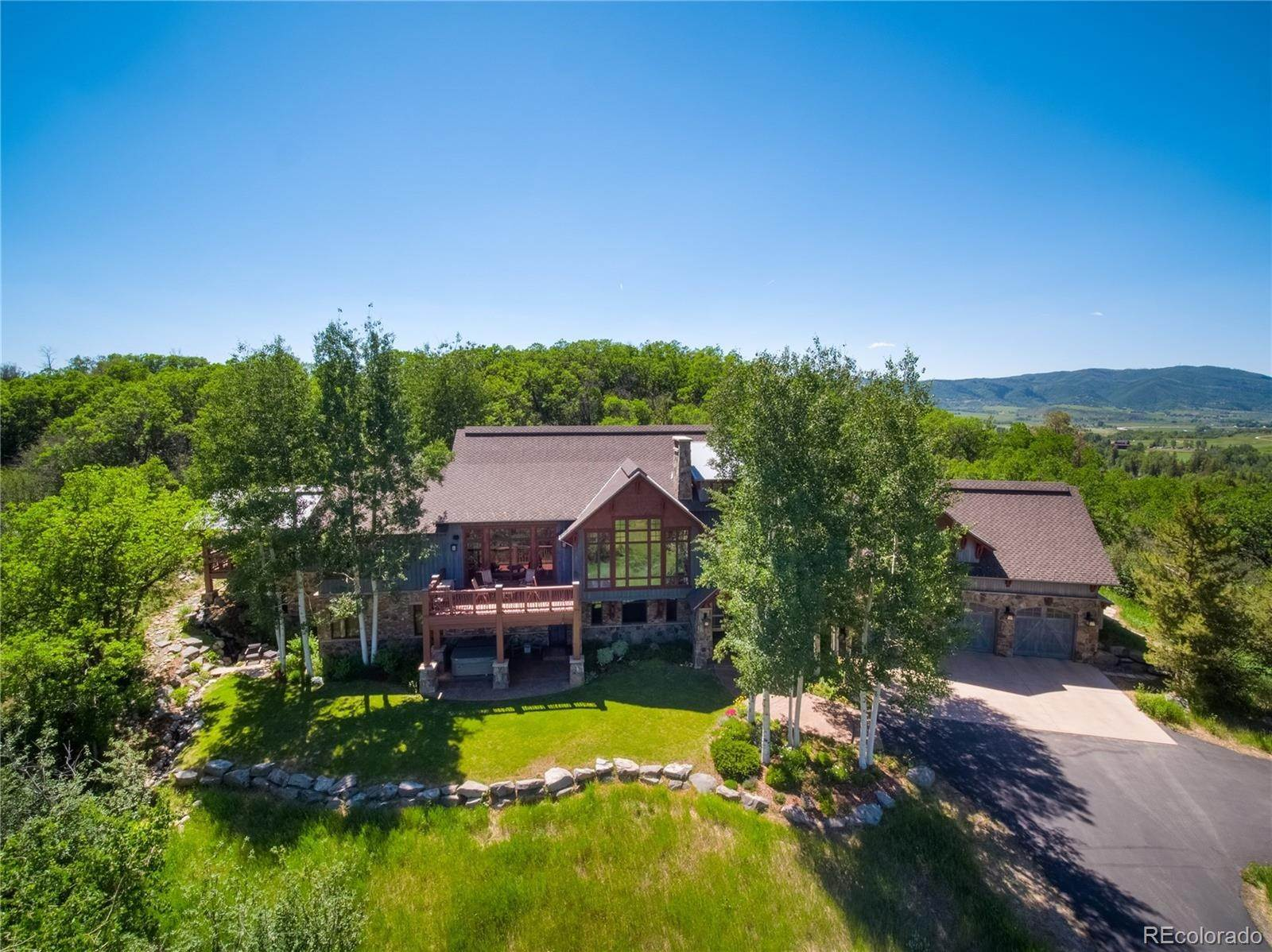 Single Family Homes for Sale at 33855 Canyon Court Steamboat Springs, Colorado 80487 United States
