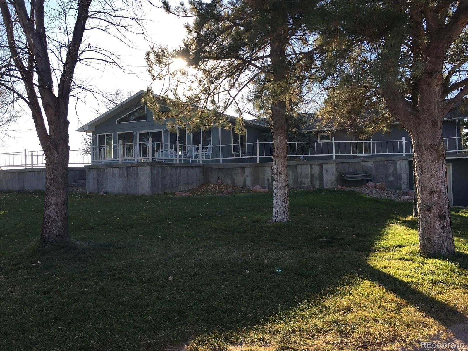 Single Family Homes por un Venta en 35996 County Road Hh.5 5 Wray, Colorado 80758 Estados Unidos