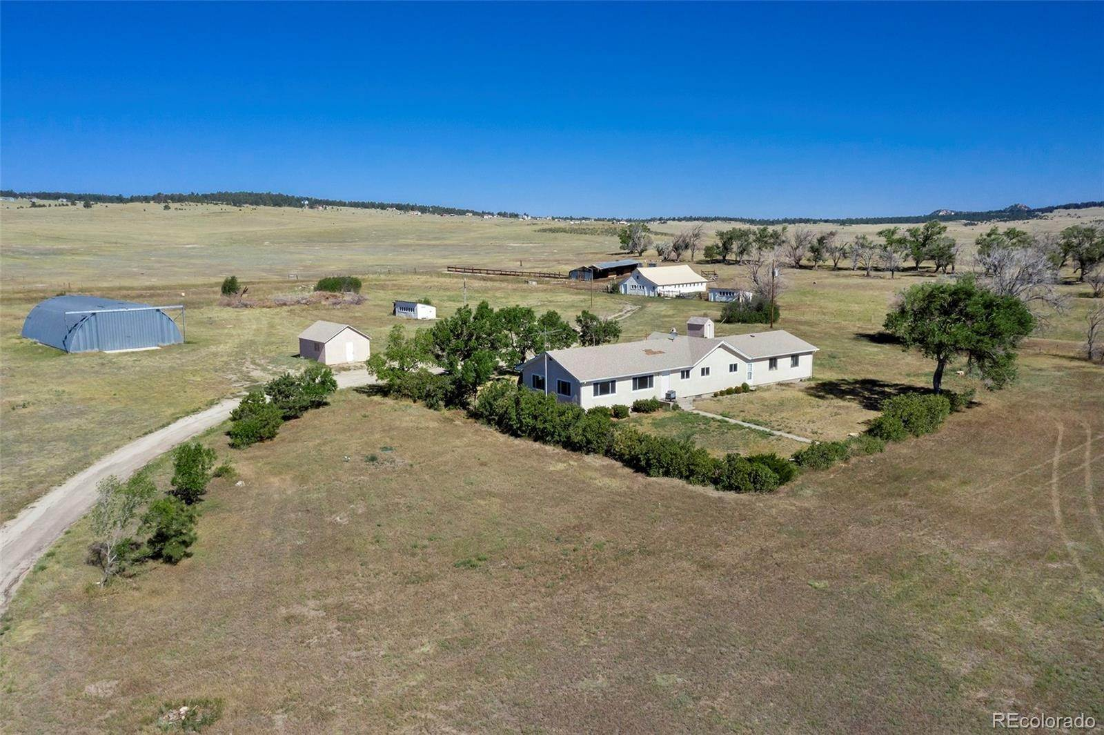 Farm for Sale at 17144 McClelland Calhan, Colorado 80808 United States