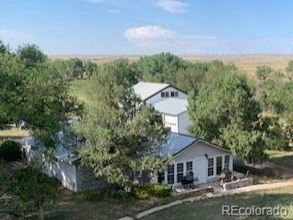 Single Family Homes for Sale at 20935 County Road 3e Limon, Colorado 80828 United States