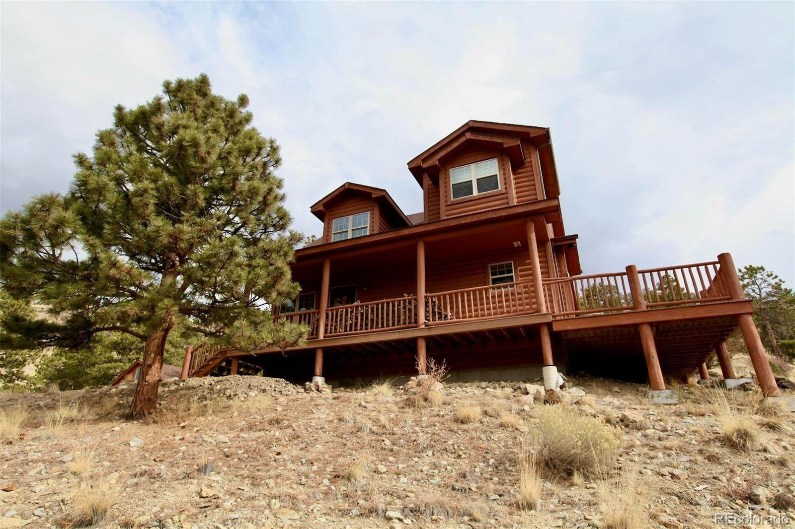 Single Family Homes for Sale at 33500 Big Tree Lane Villa Grove, Colorado 81155 United States