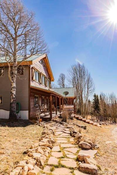 Single Family Homes for Sale at 22577 Lillie Lane 22577 Lillie Lane Weston, Colorado 81091 United States