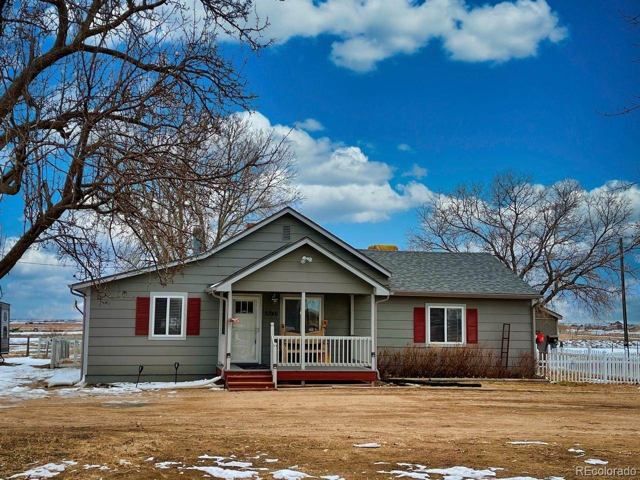 Single Family Homes for Sale at 5746 County Road 61 Keenesburg, Colorado 80643 United States