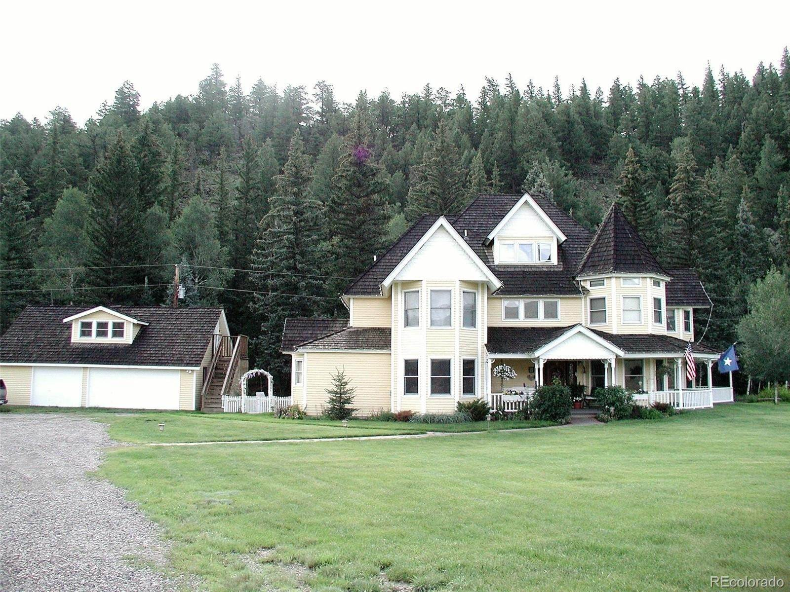 Single Family Homes for Sale at 254 County Road 20 South Fork, Colorado 81154 United States