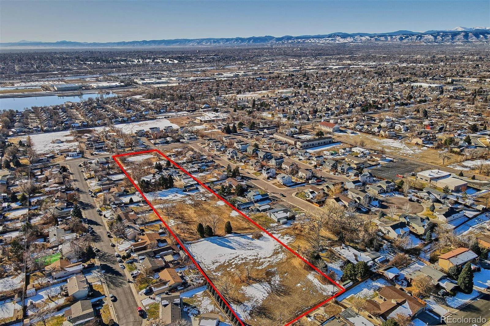 Land for Sale at 4147 64th Avenue Arvada, Colorado 80003 United States
