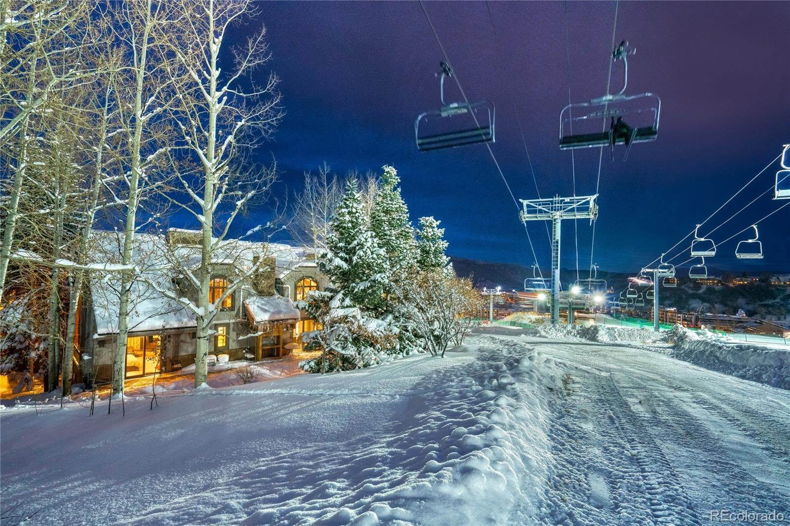 townhouses for Sale at 2440 Ski Trail Lane B Steamboat Springs, Colorado 80487 United States
