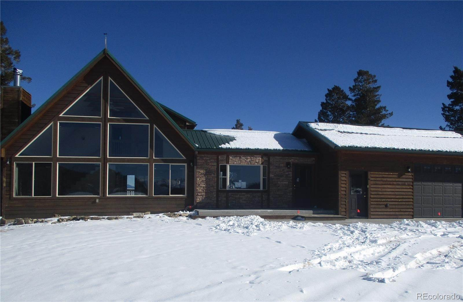 Single Family Homes for Sale at 490 Blacksmith Road Hartsel, Colorado 80449 United States
