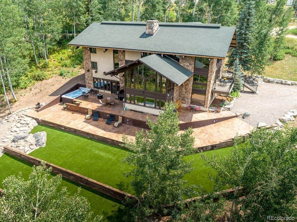 Single Family Homes for Sale at 33790 Sky Valley Drive Steamboat Springs, Colorado 80487 United States