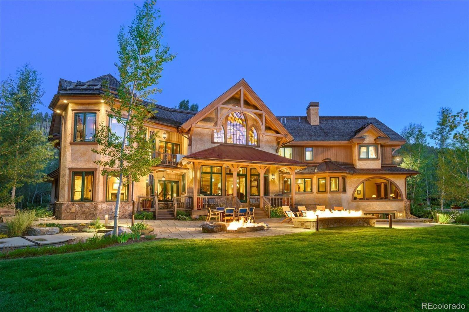 Single Family Homes pour l Vente à 2880 Golf Stream Court Steamboat Springs, Colorado 80487 États-Unis